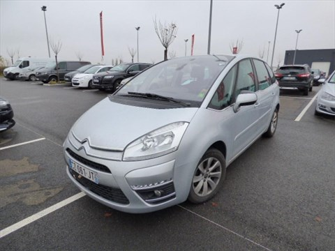 Citroën C4 Picasso 1.6 e-HDi Business *LKW*