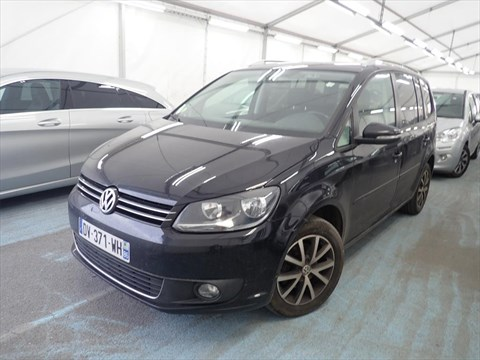 Volkswagen Touran 1.6 TDi BlueMotion Confortline Business